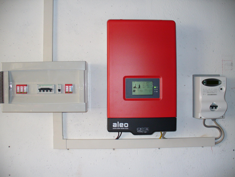 Schema Elettrico Quadro Di Campo Stringhe : Helionica u2013 energia rinnovabile! solare fotovoltaico u2013 realizzazioni